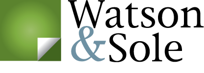 Watson and Sole Logo